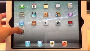 How to turn off data roaming on the iPad
