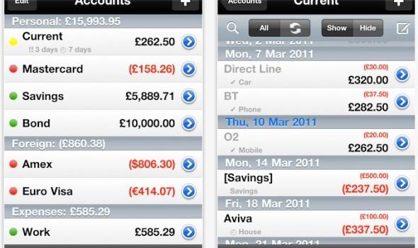 account-tracker-iphone-app-screenshot
