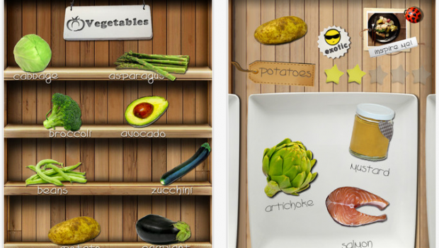 BeTheChef  Creative Cooking Ideas  for iPhone 3GS  iPhone 4  iPhone 4S  iPod touch  3rd generation   iPod touch  4th generation  and iPad on the iTunes App Store