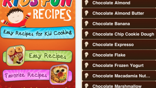 App Store   Kids Fun Recipes