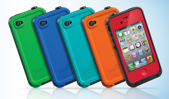 iPhone 4 cases  Waterproof iPhone 4 Cases  Protective Case   LifeProof