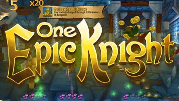 one epic knight game review