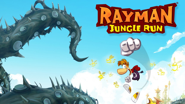 rayman jungle run game review