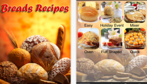 10000  Bread Recipes for iPhone  iPod touch  and iPad on the iTunes App Store