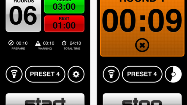 Boxing Timer Pro for iPhone  iPod touch  and iPad on the iTunes App Store