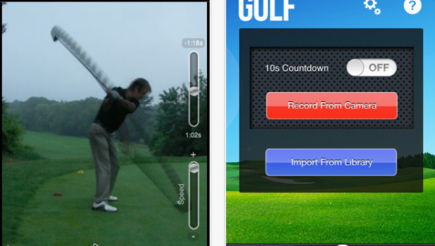 Golf Swing Analysis and Coaching  SwingReader Pro for iPhone 3GS  iPhone 4  iPhone 4S  iPhone 5  iPod touch  3rd generation   iPod touch  4th generation   iPod touch  5th generation  and iPad on the iTunes App Store