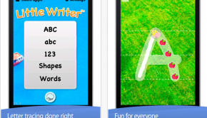 Little Writer   The Tracing App for Kids for iPhone  iPod touch and iPad on the iTunes App Store