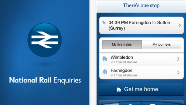 National Rail Enquiries for iPhone  iPod touch and iPad on the iTunes App Store