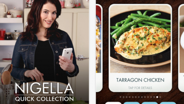Nigella Quick Collection for iPhone  iPod touch and iPad on the iTunes App Store