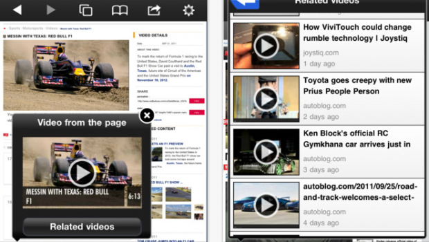 Skyfire Web Browser   Flash Video Enabled Social Browser for iPhone  iPod touch and iPad on the iTunes App Store