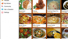 Sweet N Spicy Indian Recipes for iPad on the iTunes App Store