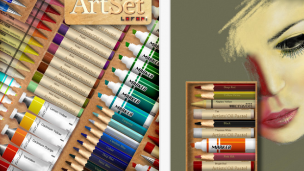 Art Set for iPad on the iTunes App Store