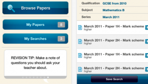 Edexcel Past Papers for iPhone  iPod touch and iPad on the iTunes App Store