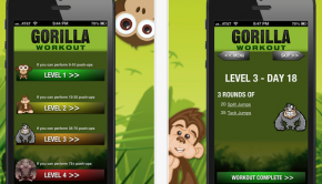 Gorilla Workout   Athletic Fitness Training on a Budget for iPhone  iPod touch and iPad on the iTunes App Store