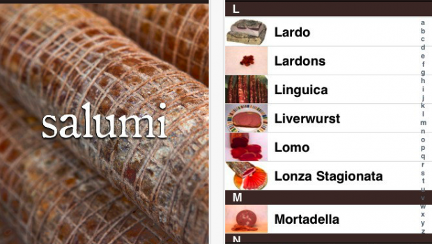 Salumi for iPhone  iPod touch  and iPad on the iTunes App Store