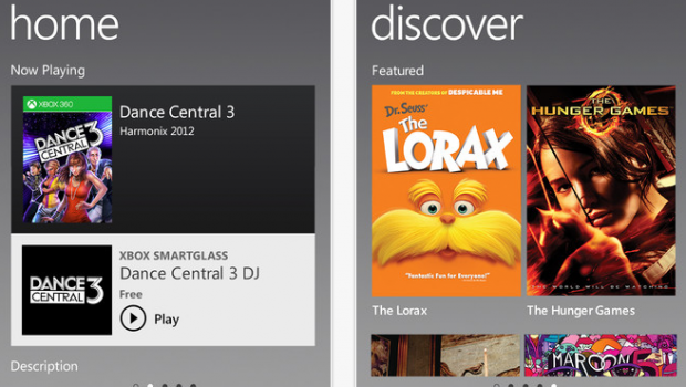 Xbox SmartGlass for iPhone  iPod touch  and iPad on the iTunes App Store