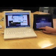 Use Team viewer with your iPad & laptop