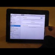 Use guided access on your iPad