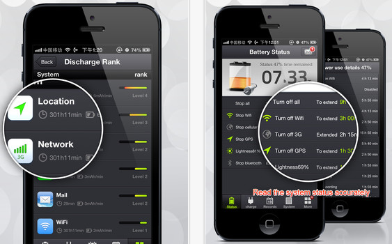 Battery Doctor  Battery Saver Battery Life  for iPhone  iPod touch  and iPad on the iTunes App Store